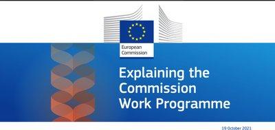 Europa samen sterker maken : 42 nieuwe beleidsinitiatieven op het gebied van alle zes grote ambities !